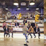 【编编玩韩国】BIGBANG录制《无挑》的地方在这!阶梯座位真的很吸引人啊!