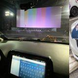 IZ*ONE電影試映會開在「汽車劇場」,粉絲裝飾車才能入場,跟唱應援改成開關車燈!