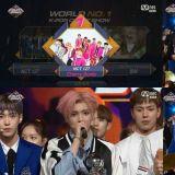 恭喜!NCT 127登《M!Countdown》以《Cherry Bomb》獲得出道後首個一位!