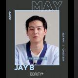 GOT7 隊長 JAY B (JB) 受訪:「希望七人能一年發一張專輯,要是能表演就更好了!」