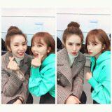 【更新影片】洪真英+曹璐特別合作 就在今晚的《Music Bank》!