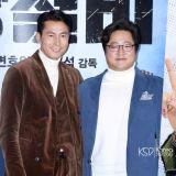 郑雨盛&郭道元受GD之邀出席BIGBANG年末演唱会  因《钢铁雨》配乐结缘