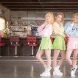 「五人 Red Velvet」的第一支作品〈Ice Cream Cake〉MV 破亿啦!