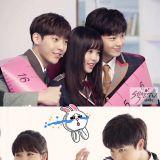金所炫、BTOB拍攝校服花絮照公開,「現場都騷動了!」