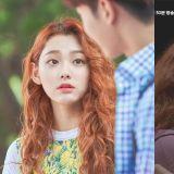 99年出生的gugudan康美娜在《雞龍仙女傳》上演火熱吻戲!wuli點順小老虎親得好性感啊~