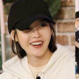 IU接到朴明洙的电话请她买炒年糕!而她的姐妹刘寅娜则叫她先.....