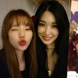 少女时代成员为Tiffany庆生!PO合照大赞寿星:「你是最有热情的人」