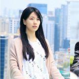 SBS水木新剧《当你沉睡时》公开李钟硕、秀智屋顶紧张对峙剧照