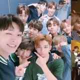 Wanna One得到第11個打歌節目冠軍! 恭喜達成一人一座獎杯