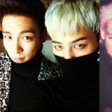BIGBANG G-Dragon為T.O.P慶生曬舊合照:看到2人合照腦海就自然響起《HIGH HIGH》!