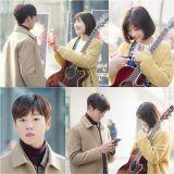《她爱上了我的谎》李玹雨&Joy第二次见面 互换电话剧照曝光
