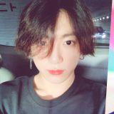 帥暈! BTS防彈少年團柾國更新長髮自拍