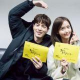 任時完、林允兒、洪宗玄主演 MBC新劇《王在相愛》讀本現場照公開
