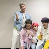 BTS防弹少年团奖杯不断 连续五天征服音乐节目!