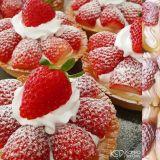 【韓國必吃】又到了草莓的季節!快一起被草莓圍繞吧~♥