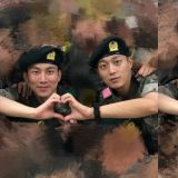 兩位隊長在軍隊裡相遇了!Highlight尹斗俊、BTOB徐恩光被分配至同一個宿舍