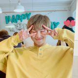 BTS RM生日公开手写信:「是各位阿米让今天更加特别,祝愿每个人更加幸福」