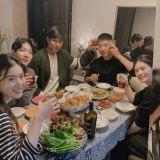 庆祝禹棹奂兵役期间第一次休假,《The King:永远的君主》主演时隔5个月再聚首!