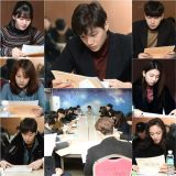 EXO KAI《Andante》首次臺詞排練現場 完美變身高中生!