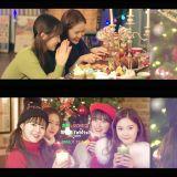 OH MY GIRL《White》圣诞风MV预告片公开