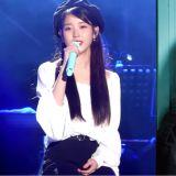 IU出席活動演唱《我的大叔》OST《大人》完整版,還清唱了《Dear Moon》呢!
