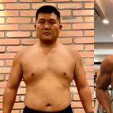 曹世镐变肌肉男!3个月成功减重12kg,惊现「太平洋肩膀」