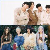 【百大偶像品牌评价】BTS防弹少年团、BLACKPINK 展现压倒性优势 Red Velvet 重返前三名内