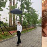 BTS防弹少年团V在推特公开釜山拍摄的照片!好友朴宝剑回覆:「脚步也很愉快呀!」