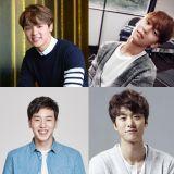 韓劇《戲子》正式誕生全新帥氣四人男團