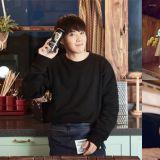 在《姜食堂》拍攝啤酒廣告的殷志源和安宰賢!因為懷疑,殷志源還向YG廣告組進行確認!