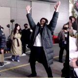 朴海俊在《夫妻的世界》殺青片場感到超痛快!演員們跟著他向金喜愛求擁抱❤