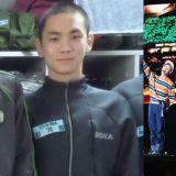 SHINee Key部队储物柜贴的照片是谁?看完真的超催泪T^T