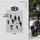 SF9的出道單曲《Feeling Sensation》主題海報公開 10/5舉行出道Showcase