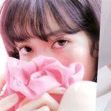 【多图】黑发Lisa也清新!最新写真洋溢春夏轻柔气息