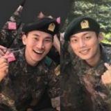 尹斗俊&徐恩光在军中分到同间宿舍,友情值UP中!