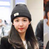 【機場私服時尚】TWICE娜璉和BLACKPINK LISA戴過同款針織帽,酷帥拉風!