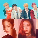 【歌手品牌评价】BTS防弹少年团稳守宝座 前十名中七成是女歌手!