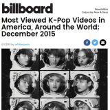 EXO、TaeTiSeo冬季单曲备受追捧 成为YouTube点击量最高K-POP MV