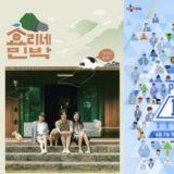 《孝利家民宿》、《Produce101》第二季拿下2017年品牌综艺部门大赏
