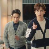 韩剧《不是机器人啊》嘴巴说不要,身体却很老实的俞承豪,遇见短发蔡秀彬啦~!