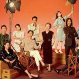 这广告是历代级阵容啊!聚集了尹汝贞、车胜元、柳海真、李升基、朴叙俊等10位TOP STAR♥