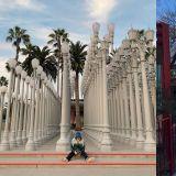 「寵弟」代表人物EXO SUHO帶著忙內世勳遊LA:走到哪兒都是行走的海報!