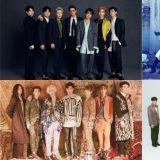 只有自己能超越自己…Super Junior达成台湾KKBOX韩语专辑周榜122周一位!