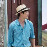 《Traveler》李帝勋古巴旅游途中,触景想起和秀智拍戏的经典场面~