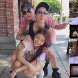 「现实好友」Eric Nam、Ailee看Amber新曲MV《Other People》吻戏反应是...超级惊吓 XD