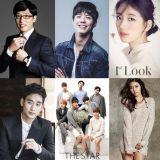 韓國學生投票《最想要的明星班導師》結果出爐