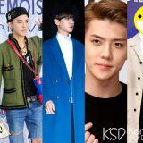 韩国艺人Instagram粉丝数TOP6!GD + 3位EXO成员 另外两位艺人是…?