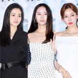 【多圖】金泰梨、Krystal、金素妍、李相侖、池珍熙等昨日(9日)出席某品牌活動現場!