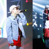 Dok2 & The Quiett滿足台灣嘻哈迷    演唱會high爆全場