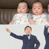 姨母们的大韩民国万岁又长大了!马上就要读小学2年纪,时间都去哪儿了~